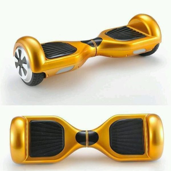 hoverboard gold
